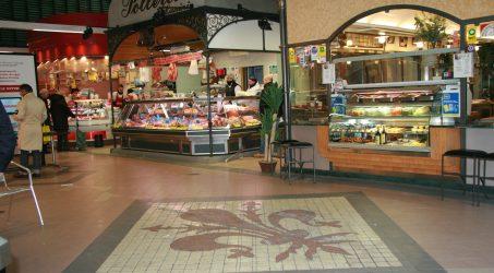 Sant'Ambrogio Food market